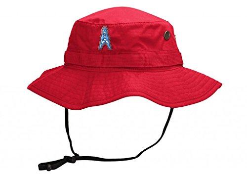 Ness Houston Oilers - Houston Oilers Mitchell & Ness Boonie Bucket Hat (S/M)
