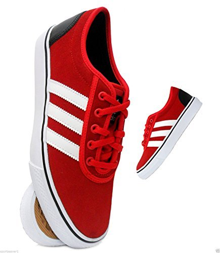 adidas Adi Ease Schuhe rot weiß