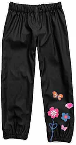 0d343a4d0 Wennikids Baby Girl Kid Waterproof Floral Hooded Coat Jacket Outwear  Raincoat Hoodies
