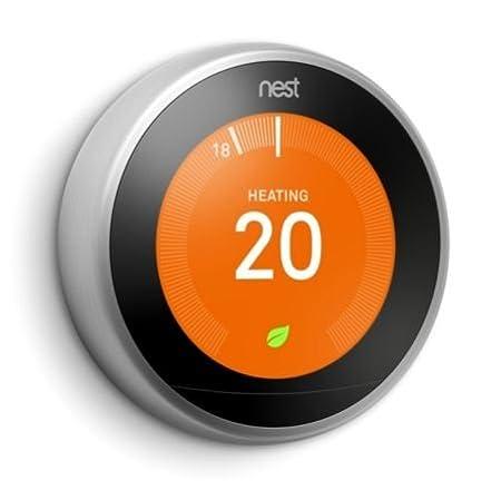 Nest Learning Termostato de 3ª generación: Amazon.es: Bricolaje y herramientas