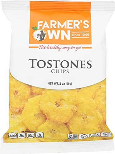 Image of Farmer's Own, Chips Tostones, 2 Ounce