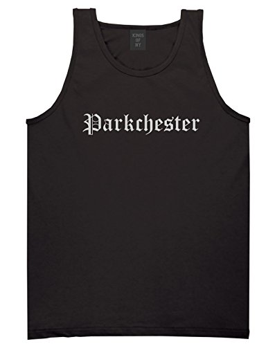 Kings Of NY Parkchester City New York NY Goth Tank Top X-Large - Parkchester Ny