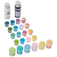 Delta Creative Bright's Super Pack Paint Set, 028870056 (24 Colors)