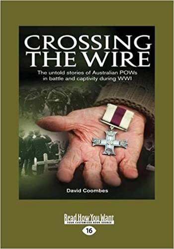 Book Crossing The Wire: The untold stories of Australian POWs in battle and captivity during WWI