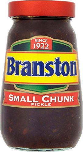 Branston Small Chunk Pickle (520g) - Pack of 6