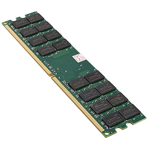 Fasmodel - 8G (2 x 4 G) Memory RAM DDR2 PC2-6400 800MHz Desktop non-ECC DIMM 240 Pin,Compatible for AMD system
