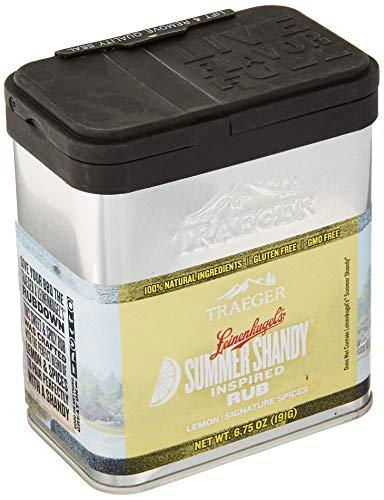 Summer Rub - Traeger Leinenkugel's Summer Shandy Seasoning Rub 6.75 oz