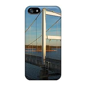 Cute High Quality Iphone 5/5s Sunrise Bridge Case