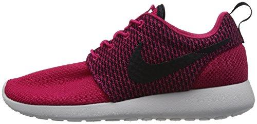 Nike Rosherun 511881 Herren Low-Top Sneaker Rot (Dunkelrot)
