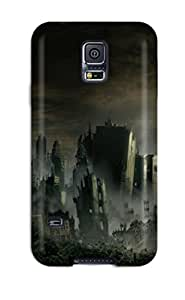 High Quality WruauHp4305cfaKR Post Apocalyptic Tpu Case For Galaxy S5
