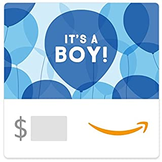 Amazon eGift Card - It's a Boy Balloons (B01LY33LHF) | Amazon price tracker / tracking, Amazon price history charts, Amazon price watches, Amazon price drop alerts