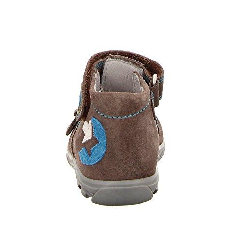 Richter Kinderschuhe 000021041486611 - Sandalias de vestir para niño pebble/caribic/panna