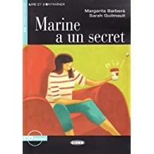Marine a un secret livre+cd