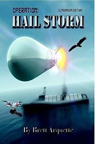 book cover of Operation: Hail Storm