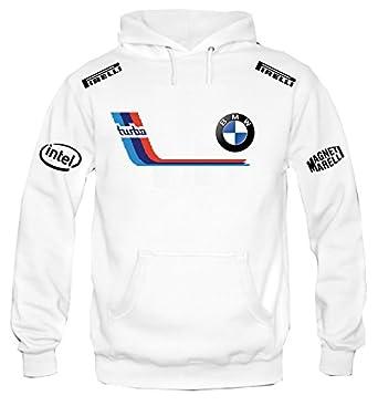 Sudadera con Capucha Personalizado BMW Turbo (M)
