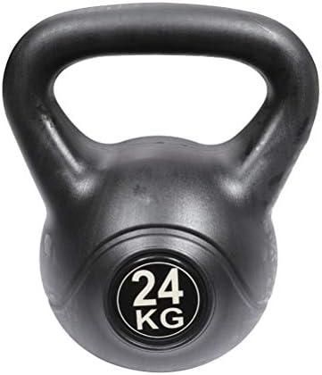 ケトルベル AGYH フィットネスケトルベル、ホームジム用プロの筋力トレーニング機器、ダンベルバーベル、12kg / 16kg / 24kg (Size : 24kg/52.9lb)