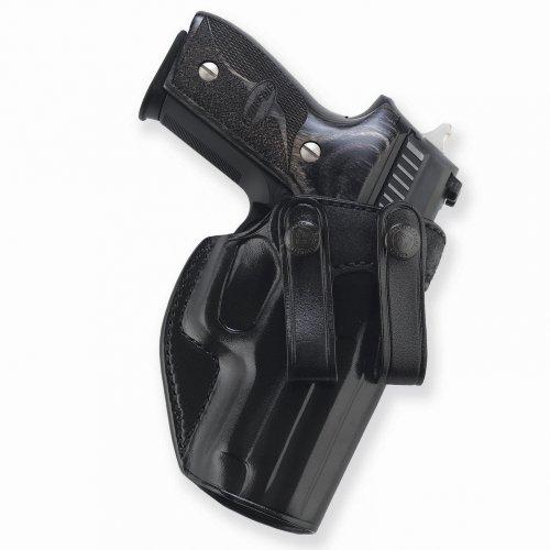 Galco Summer Comfort Inside Pant Holster for Glock 26, 27, 33 (Black, Right-Hand)