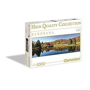 Clementoni 39232 Puzzle Panorama Hqc Maryland Usa 1000 Pezzi