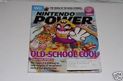 Nintendo Power Magazine Vol 233, Wario Land:shake It