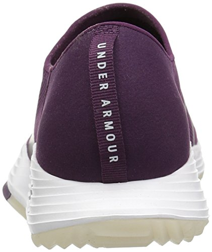 Under Armour UA W Speedform Amp 2.0 Slip, Scarpe da Fitness Donna Rosso (Merlot 500)
