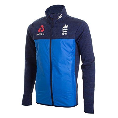 Blue Di Giacca Stile New Uomo Campionato Inglese Da Cricket Balance 2017 wqA7qp