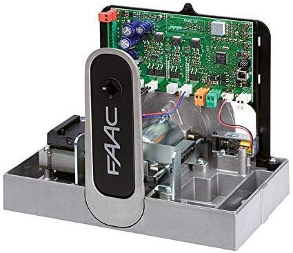 Faac - Tarjeta electrónica 63002485 para sistemas de automatización correderas motorizadores, 24 V, puerta corredera C720 C721 con tecnologías OMNIdec y 2easy: Amazon.es: Bricolaje y herramientas