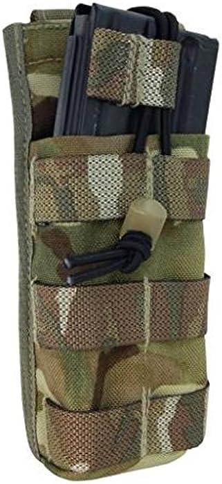 Osprey MK IV Pouch Ammunition SA80 Single Mag,Elastic Securing MTP
