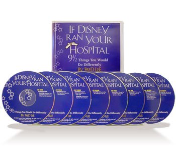 If Disney Ran Your Hospital: 9 1/2 Things You Would Do Diffe