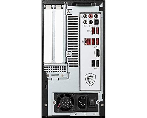 MSI Infinite S 9SI-046XIB - Ordenador de sobremesa gaming (Intel Core i5-9400, 8 GB RAM, 128 GB SSD + 1 TB HDD, NVIDIA… 5
