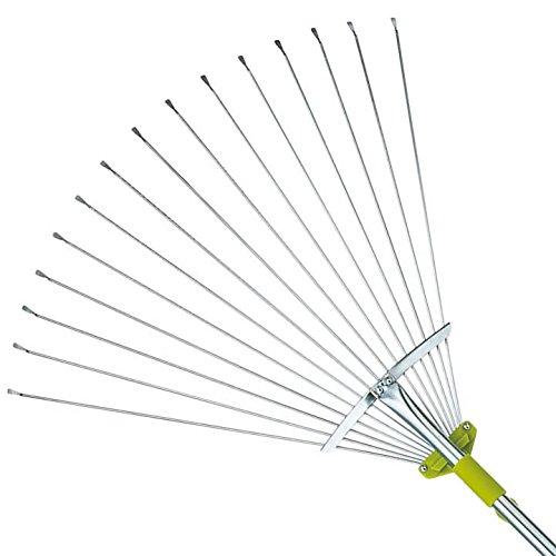 Gardenite Adjustable Width Leaf Rake