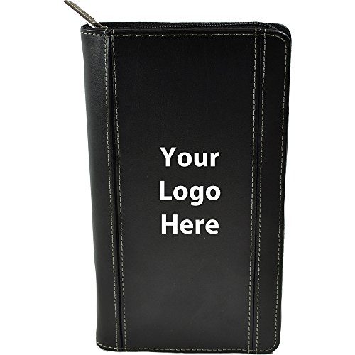 Metropolitan Deluxe Travel Wallet - 48 Quantity - $17.85 Each - PROMOTIONAL PRODUCT / BULK / BRANDED with YOUR LOGO / CUSTOMIZED by Sunrise Identity
