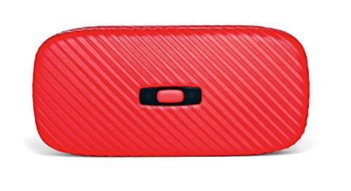 Oakley Square O Hard Adult Storage Case Sunglass Accessories - Tomato Red / One - Red Oakley Sunglasses Womens