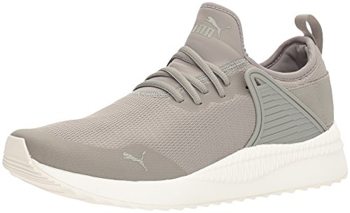 - PUMA Men's Pacer Next Cage Sneaker, Rock Ridge, 13 M US