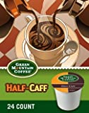 HALF-CAFF COFFEE K CUP 120 COUNT