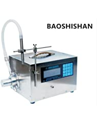 Microcomputer Control Liquid Filling Machine For Shampoo 10L Min