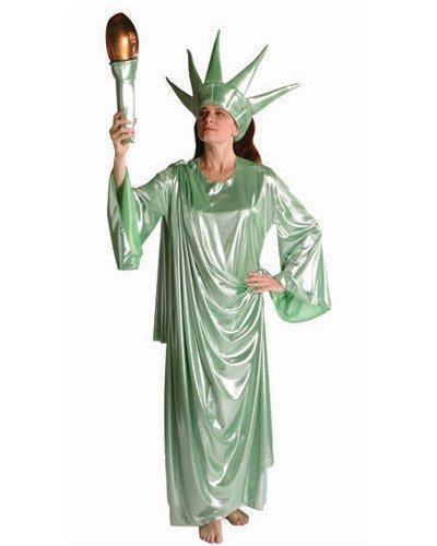 - Liberty Girl Adult Costume - L/XLarge