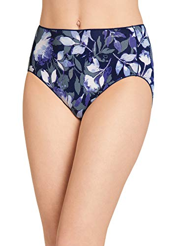 Womens Underwear No Panty Line Promise Tactel Hip Brief, Atmosphere Blue, 6