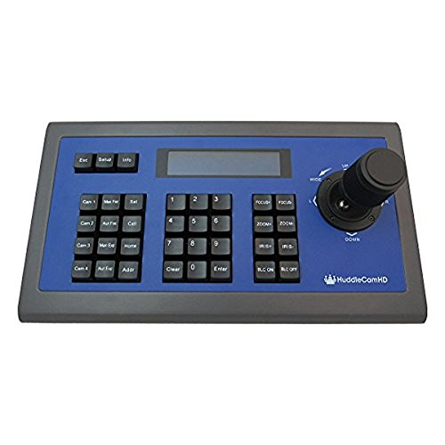 Rs Controller (HuddleCamHD RS232 Joystick Camera Controller for Sony, HuddleCamHD, PTZOptics...)
