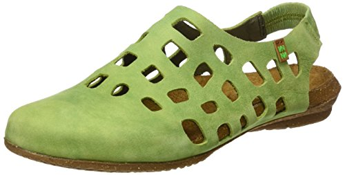 Toe Wakataua Femme Green Pleasant Vert Bleu Closed El N5060 Naturalista qtcXW1