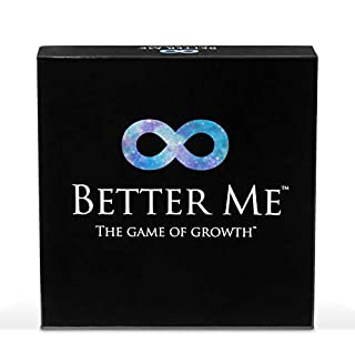 Better Me Game: Self Improvement, Relationship & Teen Therapy Games, Social Emotional Counseling Activity
