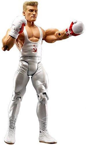 Rocky Jakks Pacific IV (Series 4) Action Figure Ivan Drago (Training Gear)