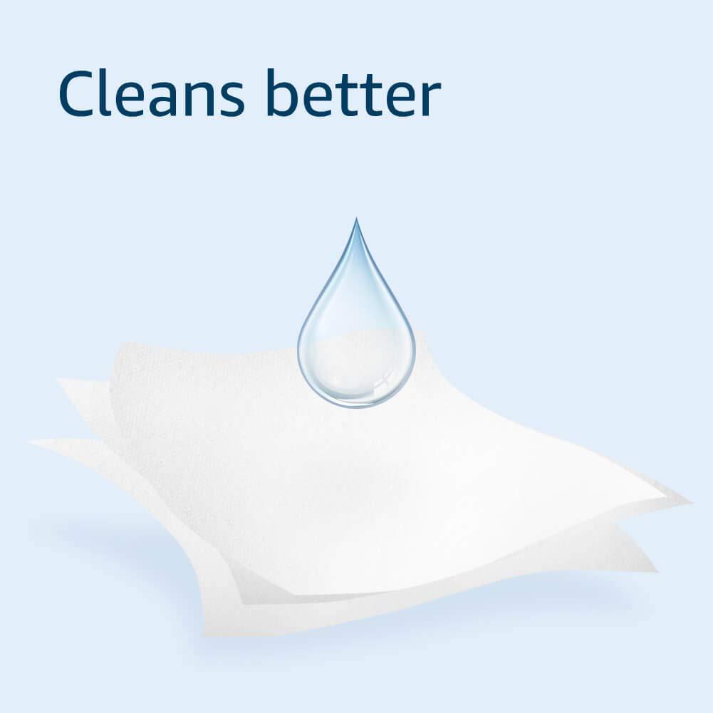 Basics Ultra Toilet Paper, 300 Sheets per Roll, 24 Rolls, 2-Ply: Industrial & Scientific