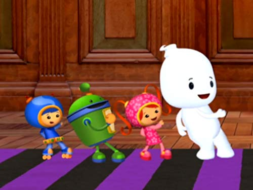 Team Umizoomi: Ghosts Love -