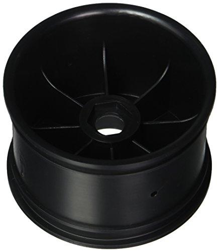 Thunder Tiger RC ST-1 Wheel Extended, (Black Tiger Wheels)
