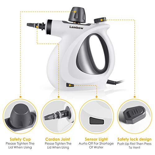 Buy handheld steamer for cleaning