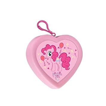 Amazon.com: My Little Pony Coin Keeper Pinkie Pie llavero ...