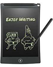 NEWYES 8.5 Inch LCD Writing Drawing Tablet, Suits for All Age Uses, for Note, Memo, To Do List, for Kids to Doodle, with a Sleeve