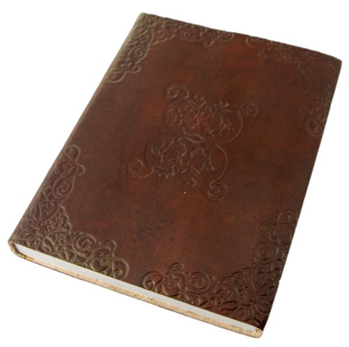 Handcrafted Genuine Hardbound Leather Parchment product image