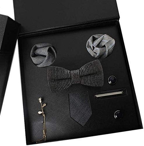 Amazon Com Wykdl Classic Men S Silk Tie Set Necktie Pocket Square Ties Neck Tie Suit Men Accessories Tie Sets Gifts For Men Fashion For Formal Wedding Business Party Home Kitchen