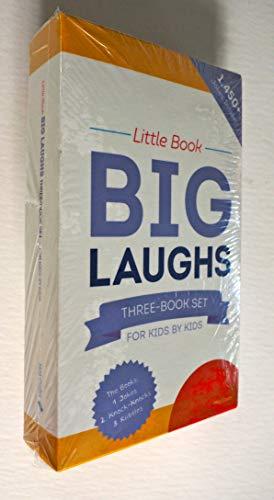 Little Book Big Laughs - Three-B...